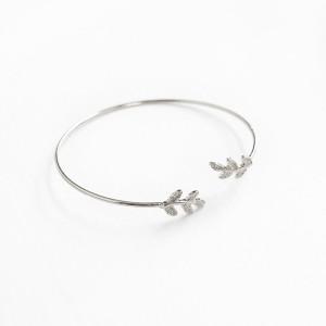 ACC237-Alegra-Leaf-Cuff-Silver-2
