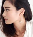 ACC233-Classic-Pearl-Drop-Earrings-Gold-10