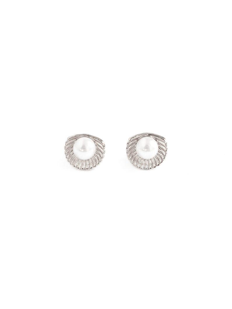 ACC323-Clam-Earrings-in-Silver-4