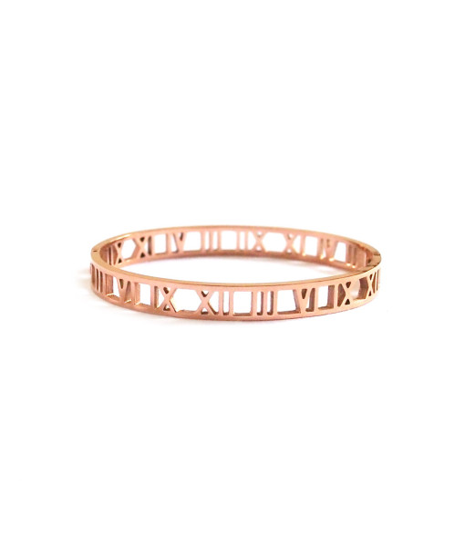 ACC339-Roman-Numeric-Cuff-in-Rose-Gold-3