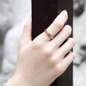 ACC409-Skinny-Roman-Numeric-Ring-in-Rose-Gold-5