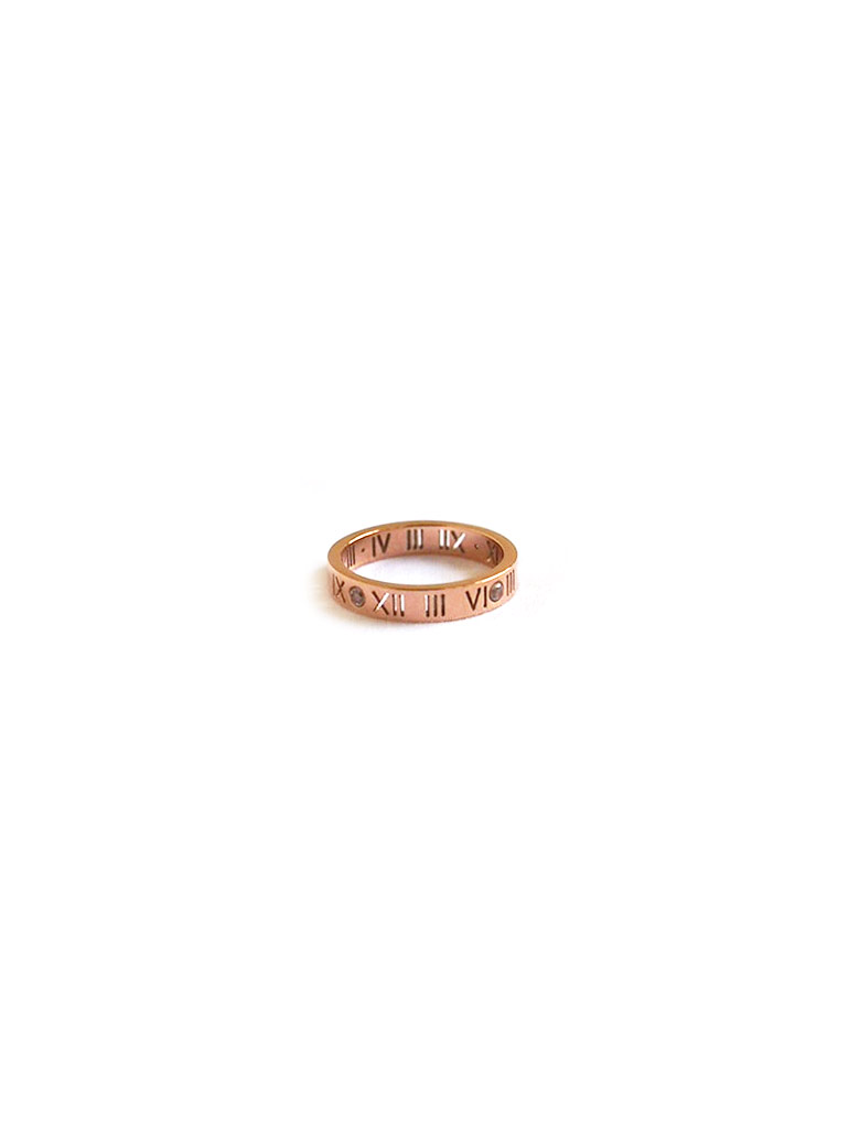 ACC409-Skinny-Roman-Numeric-Ring-in-Rose-Gold-6