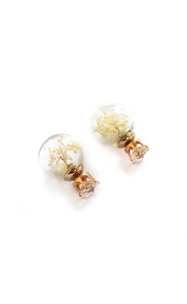 ACC530-Floral-Glass-Bauble-Earrings-in-White-4