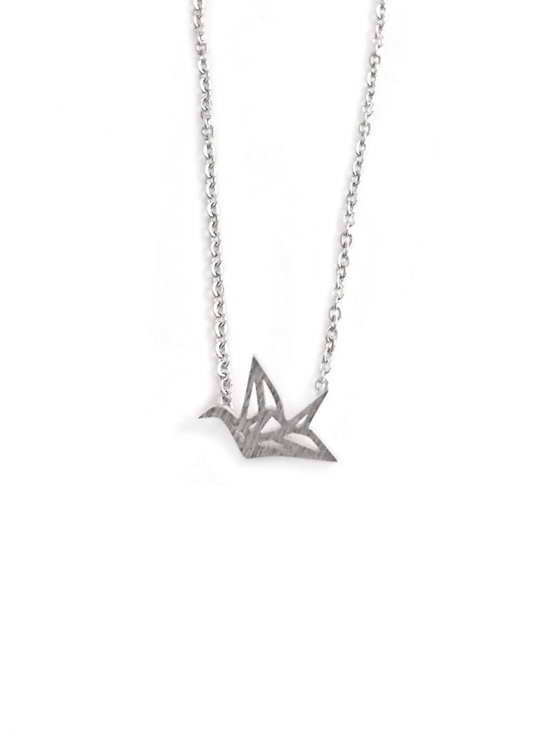 ACC677-(Stainless-Steel)-Mini-Origami-Crane-Necklace-in-Silver-6