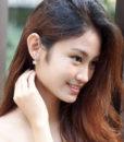 ACC897-Snowflake-Crystal-Earrings-in-Silver-2
