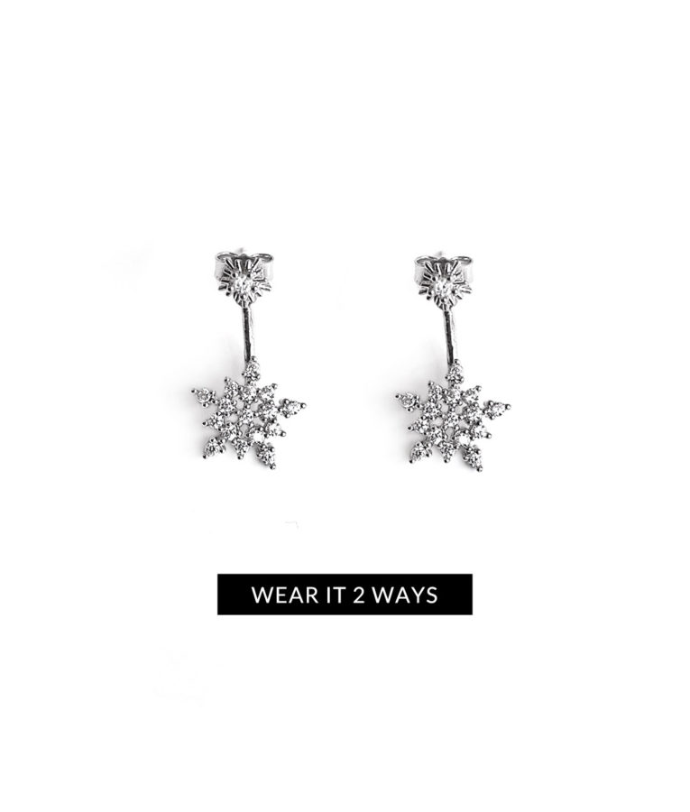 ACC897-Snowflake-Crystal-Earrings-in-Silver-5
