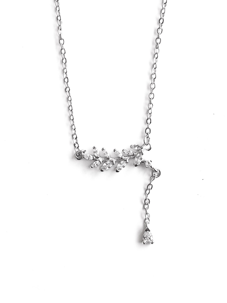 with necklace to cart add drop diamond in nl rg rose dangle diamonds for necklaces white gold jewelry women fascinating