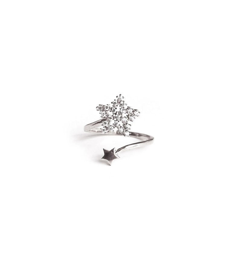 ACC916-Adjustable-Stardust-Ring-in-Silver-7