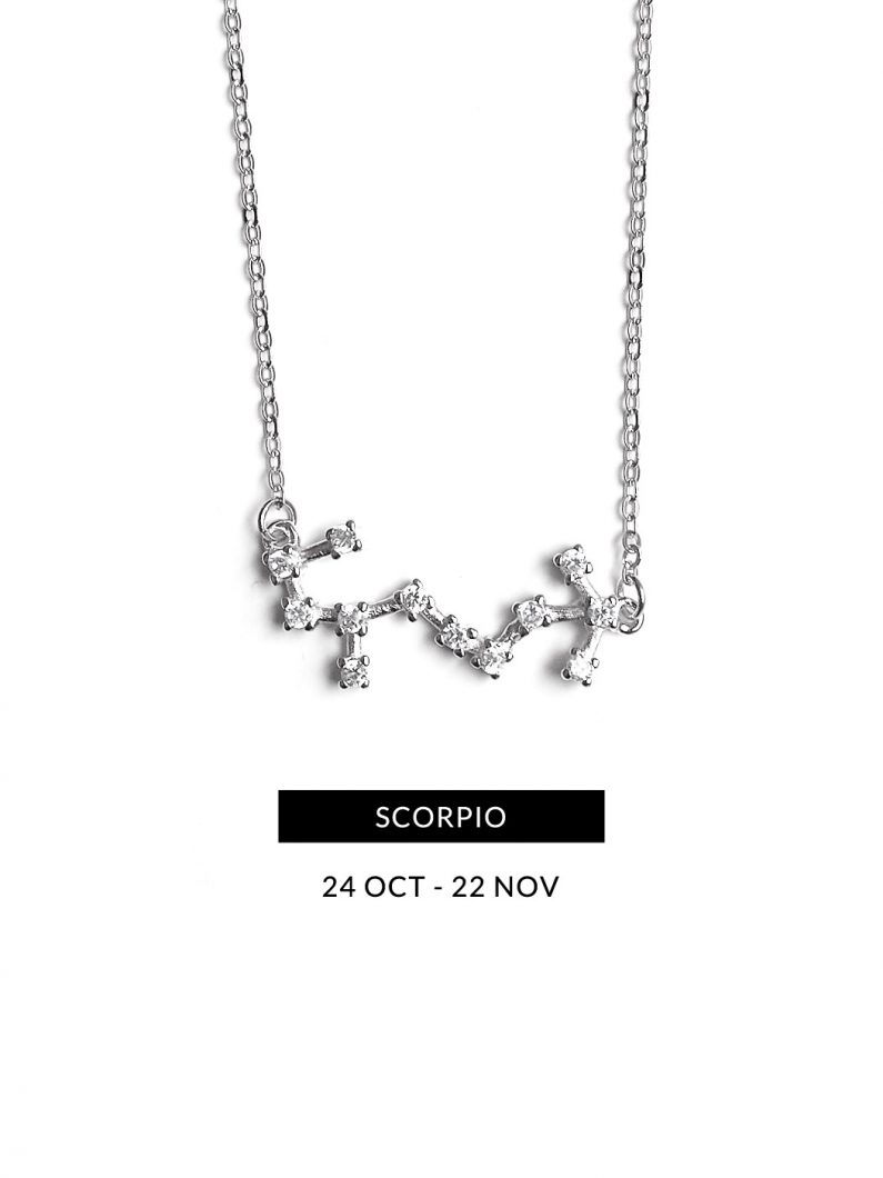 ACC935-11-(Premium)-Scorpio-Zodiac-Constellation-Necklace-2