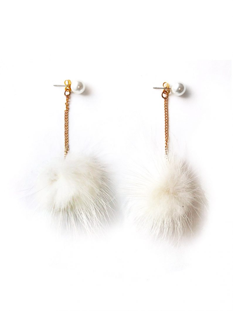 ACC936-Pom-Drop-Earrings-in-White-4
