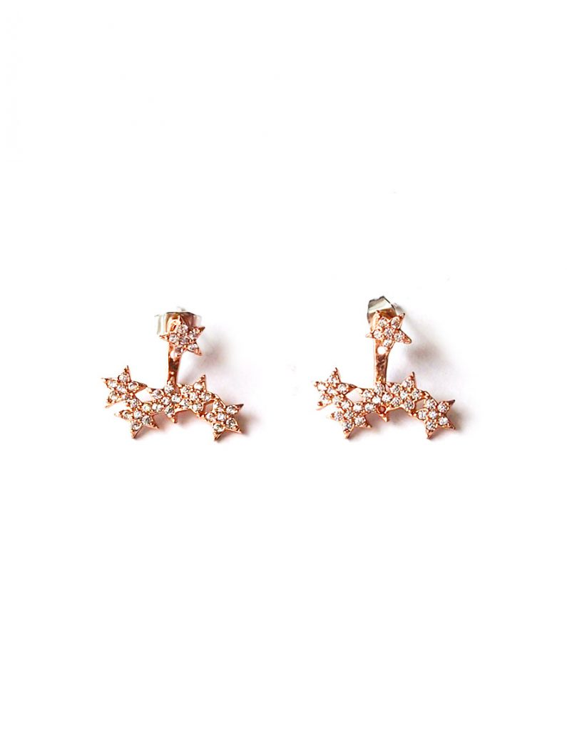 ACC949-(Premium)-Crystal-Starlight-Earrings-in-Rose-Gold-6