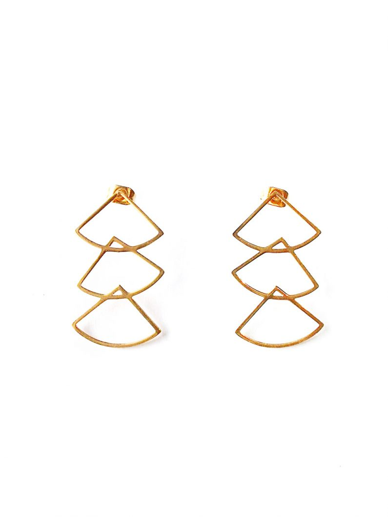 ACC1054-(Stainless-Steel)-Monami-Tiered-Earrings-in-Gold-6
