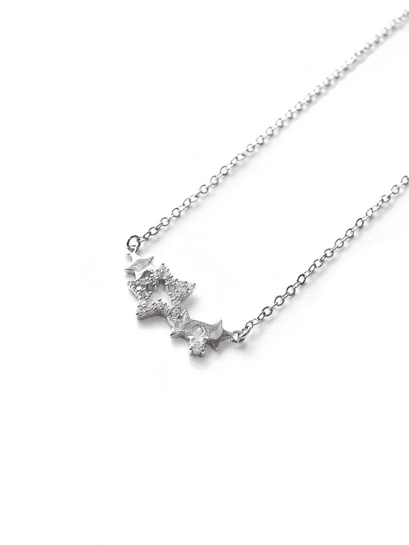 ACC1171-(Premium)-Flo-Star-Necklace-in-Silver-4