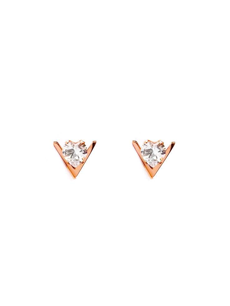 ACC1202-(Stainless-Steel)-Vera-Heart-Crystal-Ear-Studs-in-Rose-Gold-6