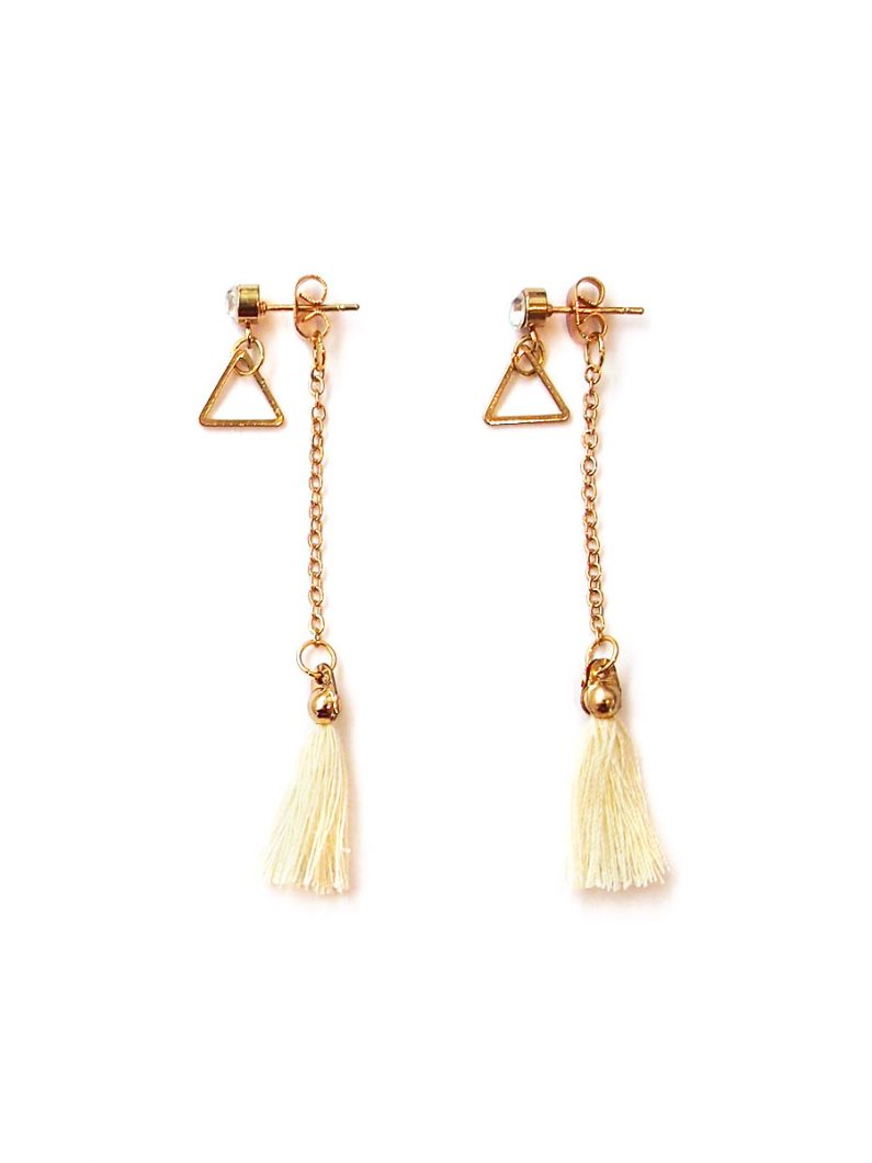 ACC1298-Tiny-Tassel-Drop-Earrings-in-Cream-4
