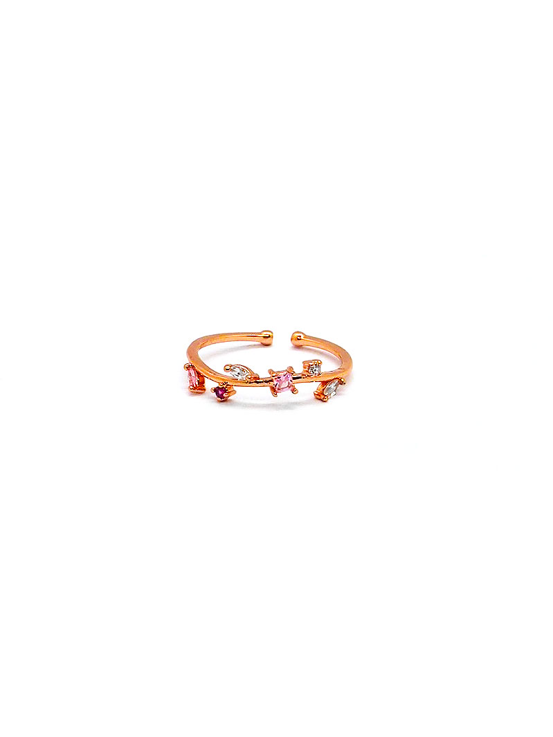Twig Ring – Rose Gold