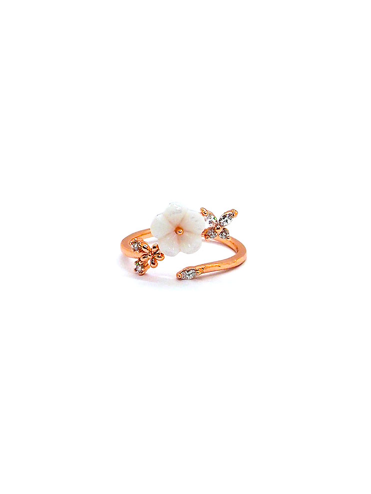 Camilla Ring – Rose Gold